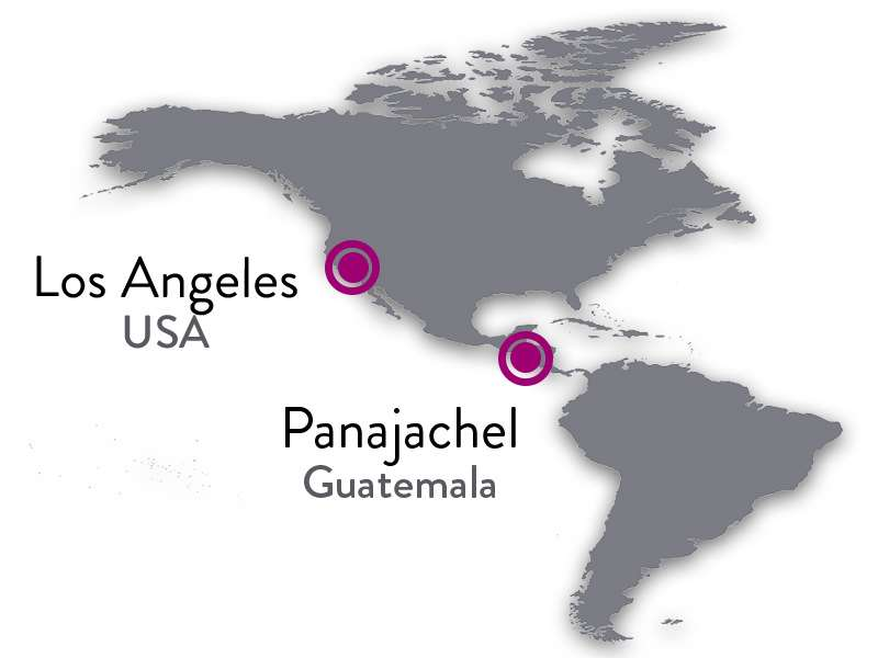 RUFFLY-locations-in-Los-Angeles-USA-and-Panajachel-Guatemala